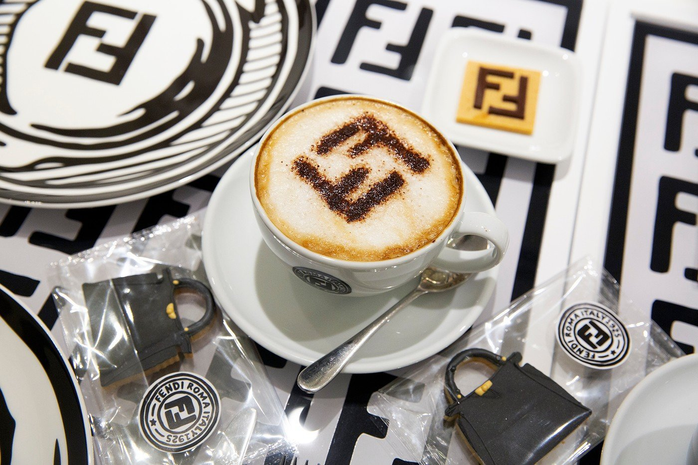 Elizabeths Cake Emporium Collaborates With Fendi