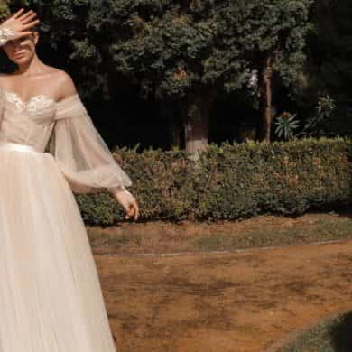 Dress collection: Galia Lahav – Alegria