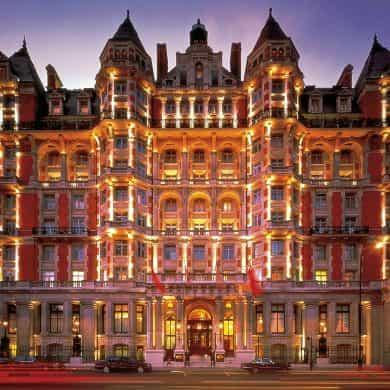 Review: Mandarin Oriental, London