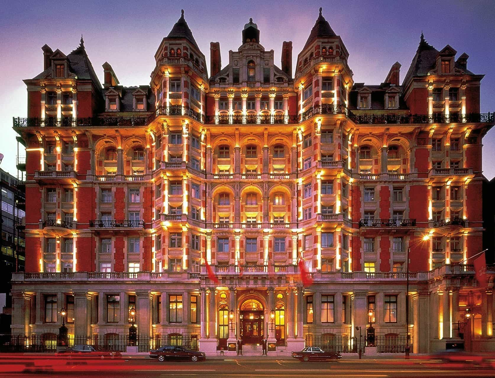 Review: Mandarin Oriental, London