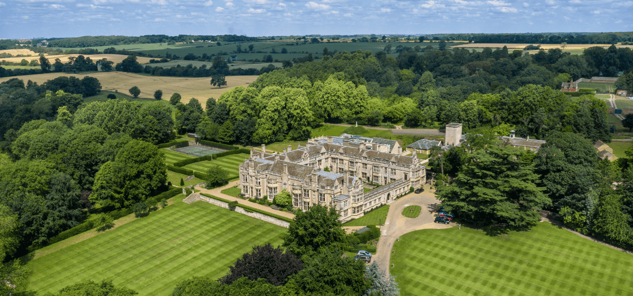 Review: Rushton Hall