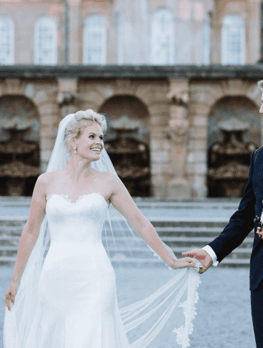 Real Wedding: Blenheim Palace bliss