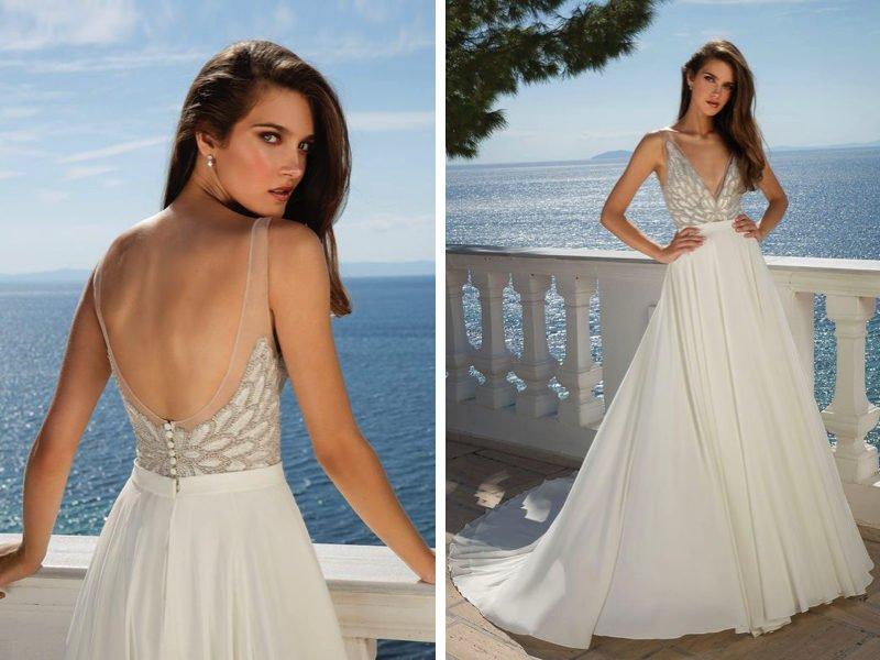 Wedding dress collection: Justin Alexander Spring/Summer 20