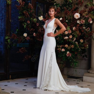 Wedding dress collection: Bliss Monique Lhuillier – Fall 2019