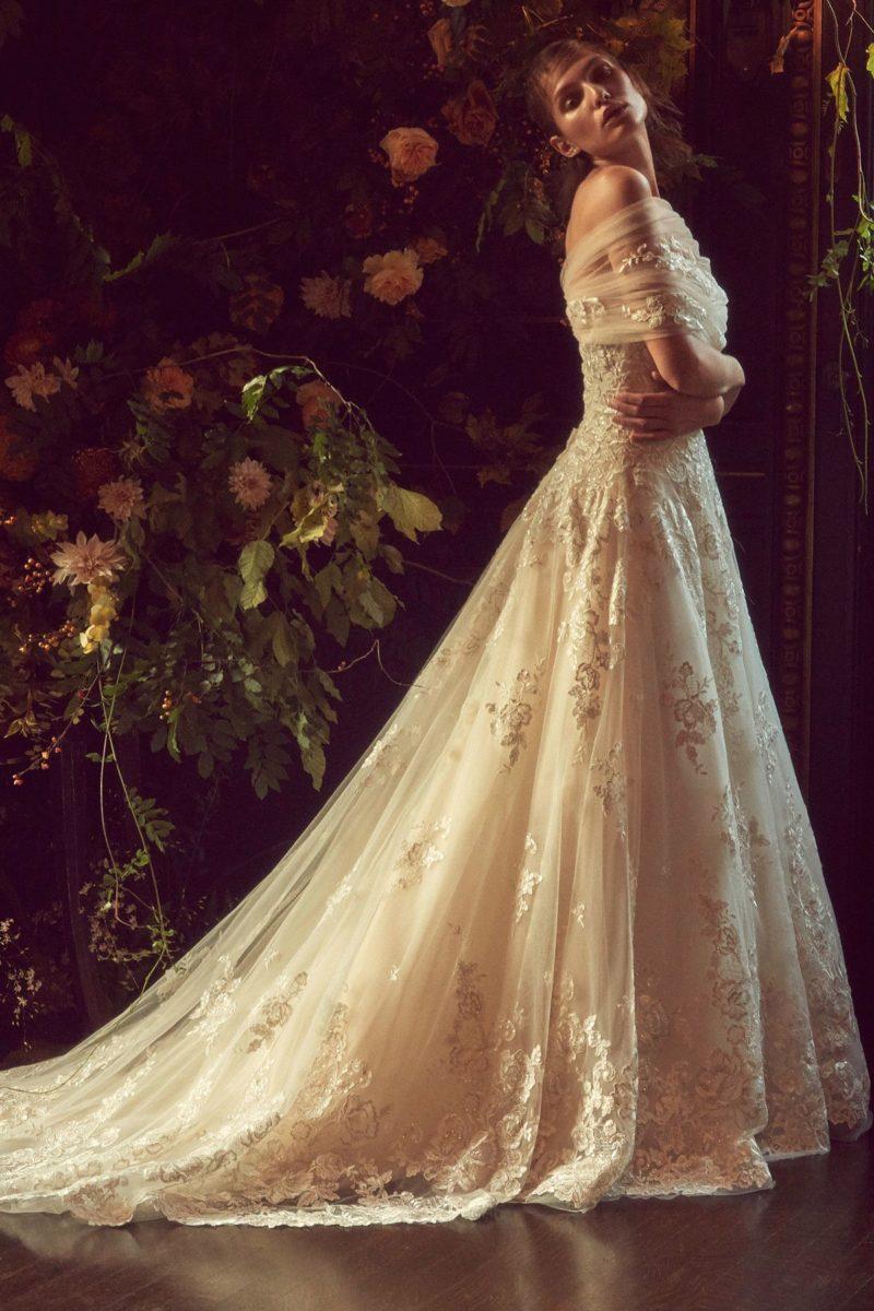 Wedding dress collection: Bliss Monique Lhuillier - Fall 2019 1
