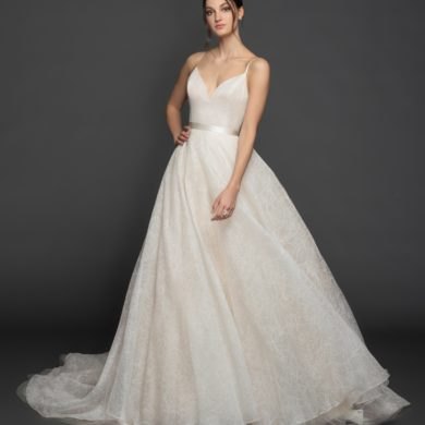 Wedding dress collection: Lazaro – Fall 2019