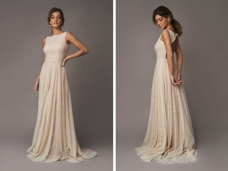 Wedding dress collection: Stephanie Allin – Eden 2020