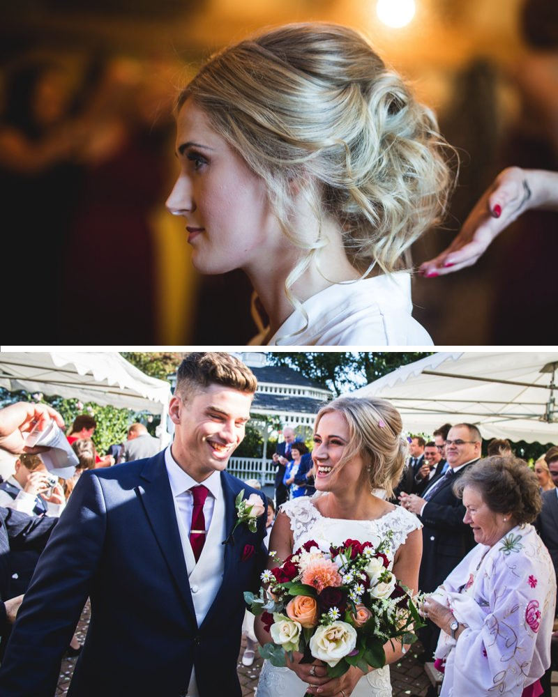Top 5 wedding hairstyles
