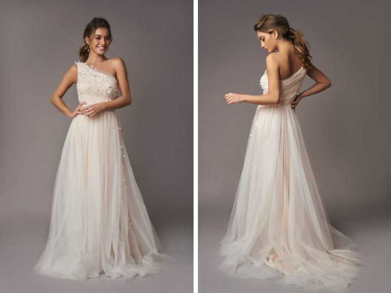 Wedding dress collection: Stephanie Allin - Eden 2020