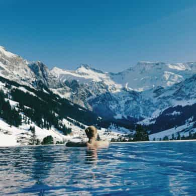 Top five hot tub honeymoon destinations