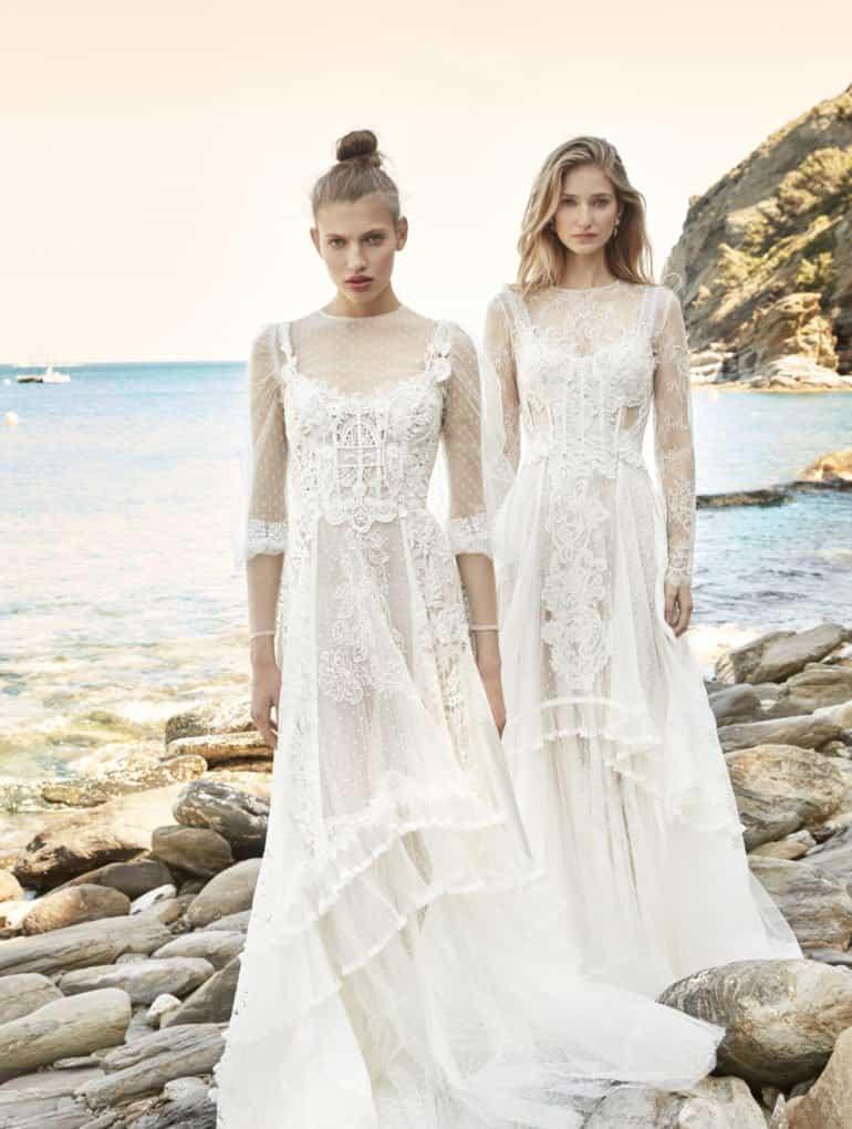 Wedding dress collection: Yolancris No Fear 2020 Ibiza