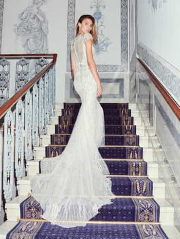 Wedding dress collection: Jenny Packham – It Started With a Kiss