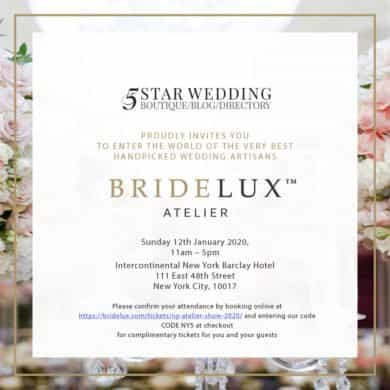 5 star wedding directory e invite 1