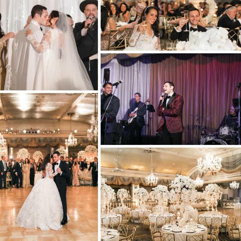 Real wedding: Carine & Norm