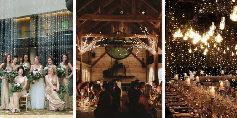 Theme: Christmas weddings