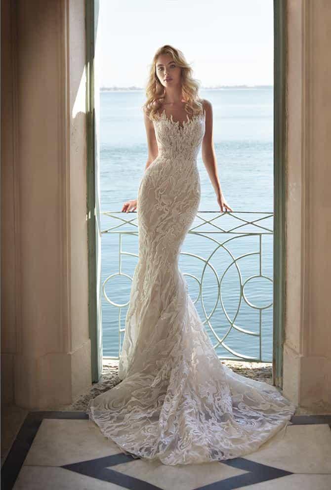 Top Wedding Dress Collection: Demetrios – Platinum - Peyton