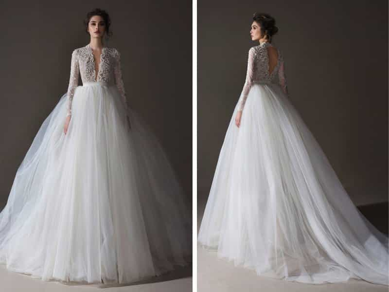 Wedding dress collection: Ersa Atelier – Norse SS2020