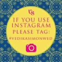 mandala love classic blue instagram card from £3 ananyacards.com