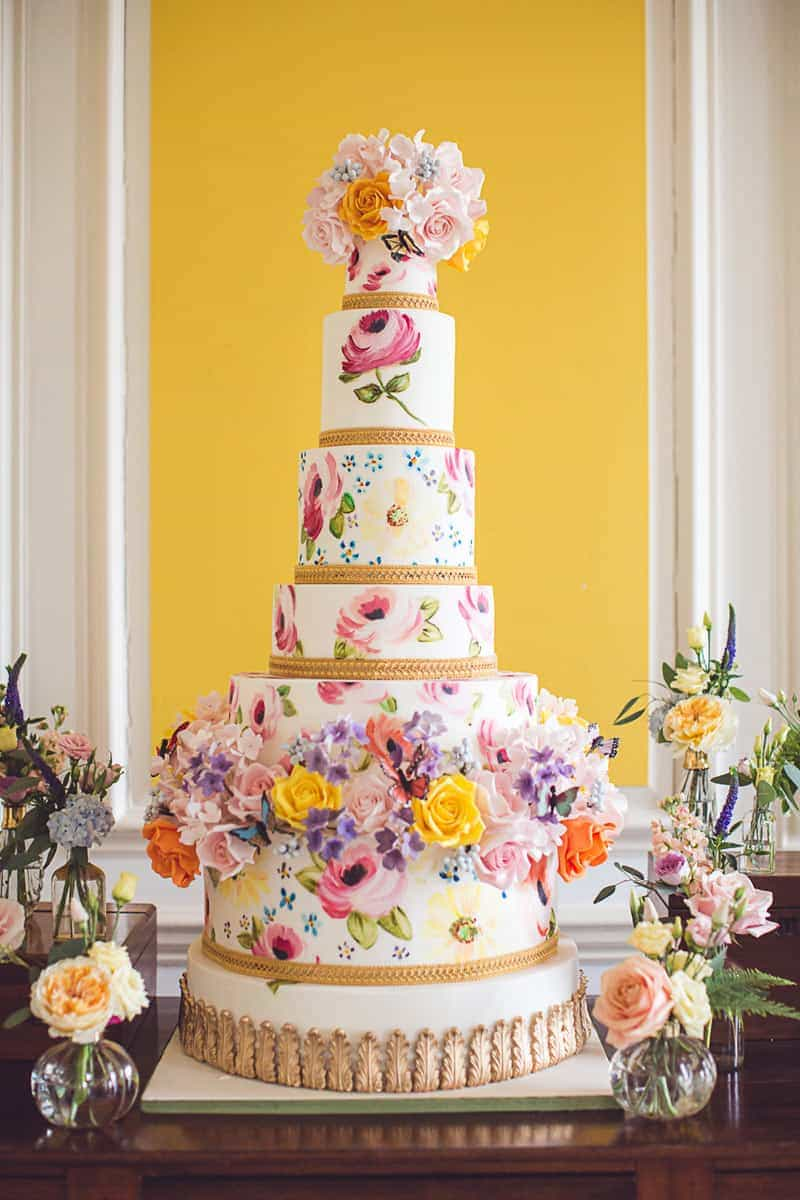 watercolour cake1