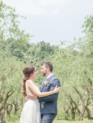 Limoncello Inspired Wedding