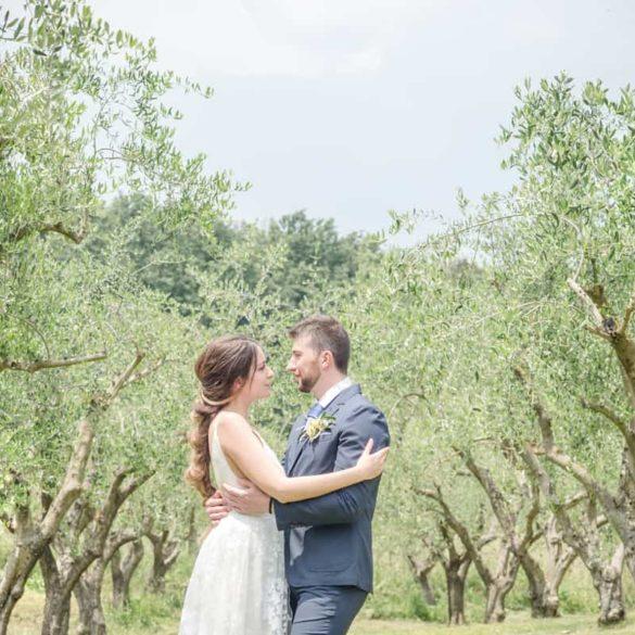 Limoncello Inspired Wedding