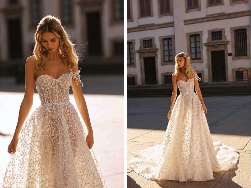 Wedding dress collection: Berta - Milano