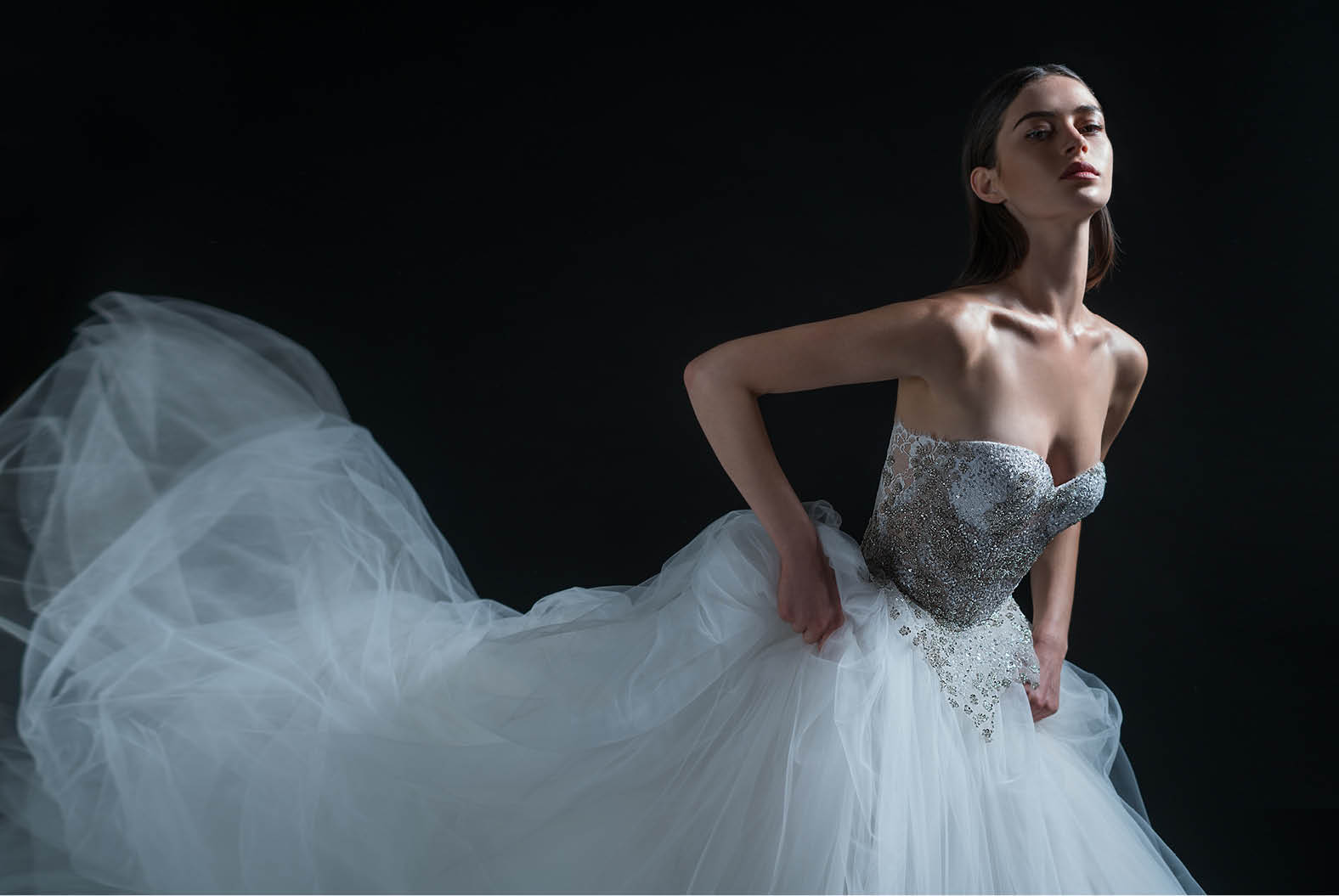 Wedding dress collection: Inbal Dror Pure