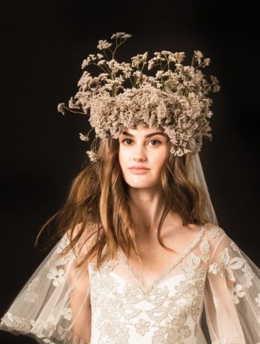 Wedding dress collection: Temperley London Spring 2020