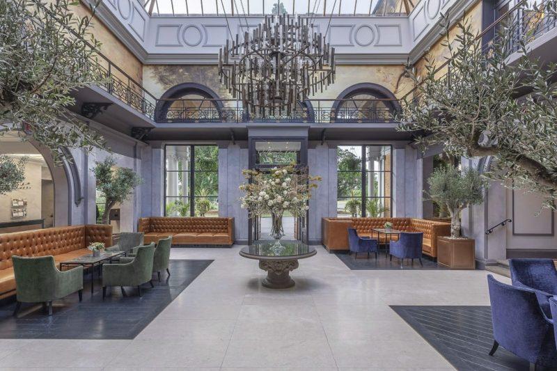 Review: Oatlands Park Hotel