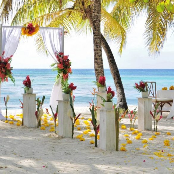 Top 5 Caribbean wedding destinations