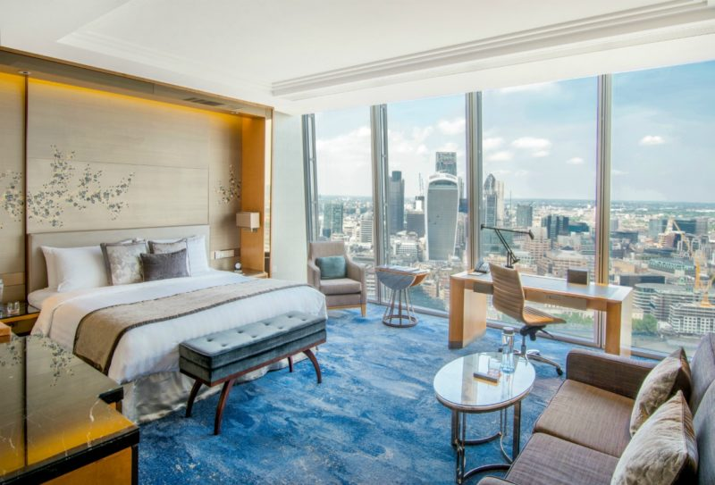 Review: Shangri-La Hotel, London