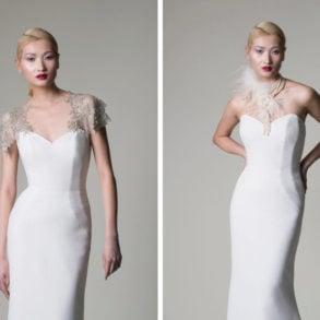 Wedding dress collection: Alan Hannah – Moonshadow