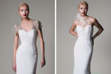 Wedding dress collection: Alan Hannah – Moonshadow