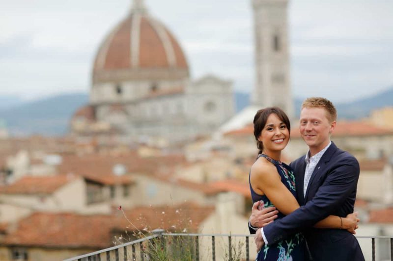 Amazing Destination Wedding in Florence