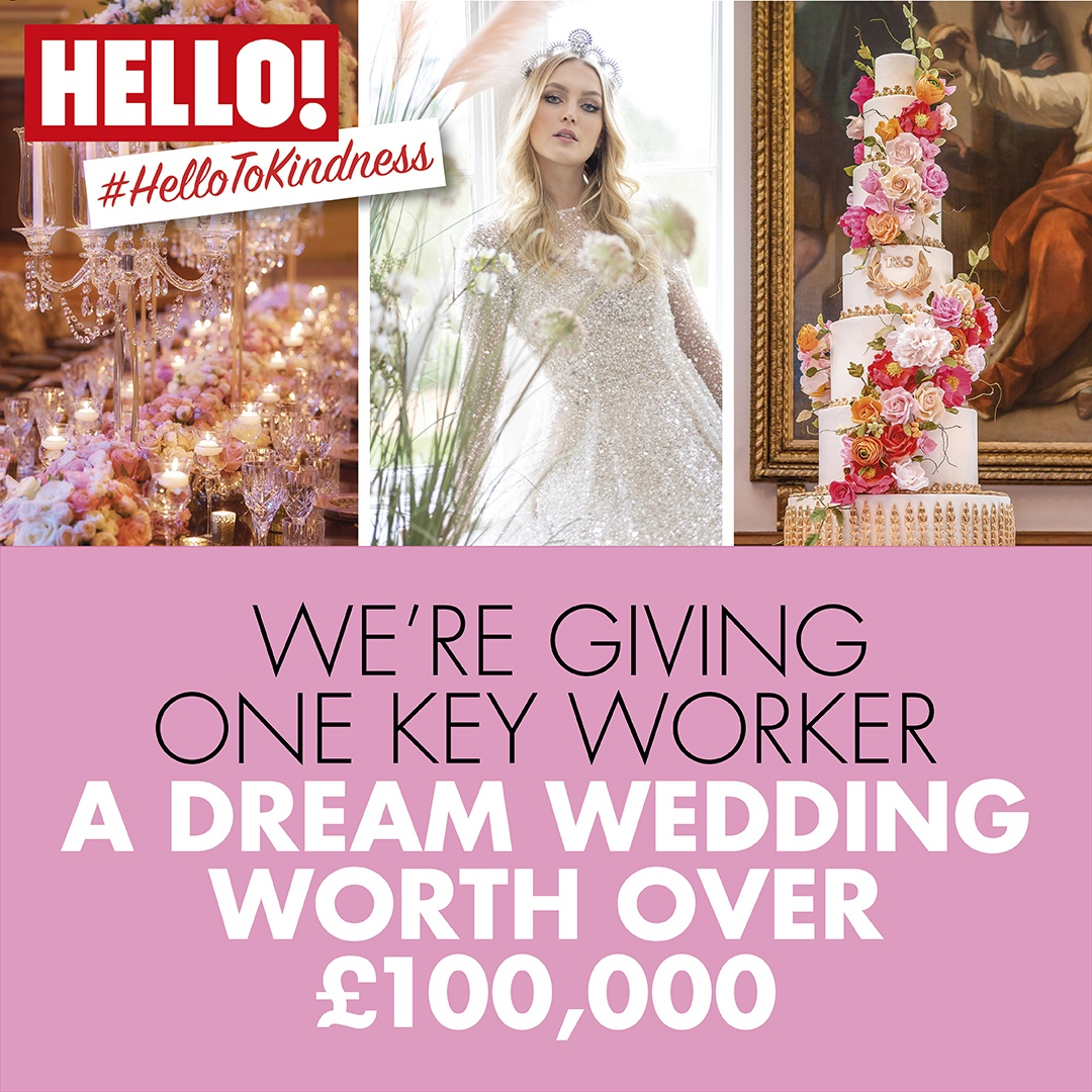Complimentary Dream Wedding For Front-Line Key Workers