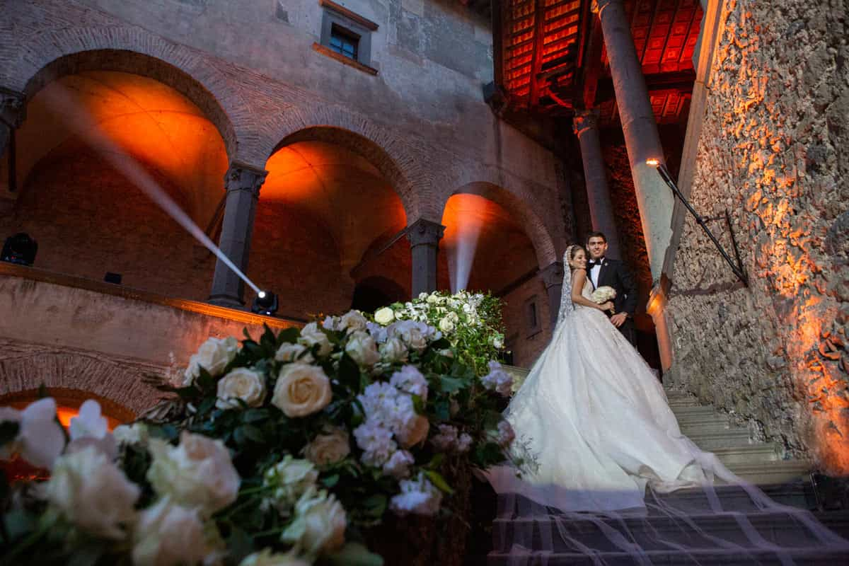 3 Day Royal Luxury Wedding In Rome
