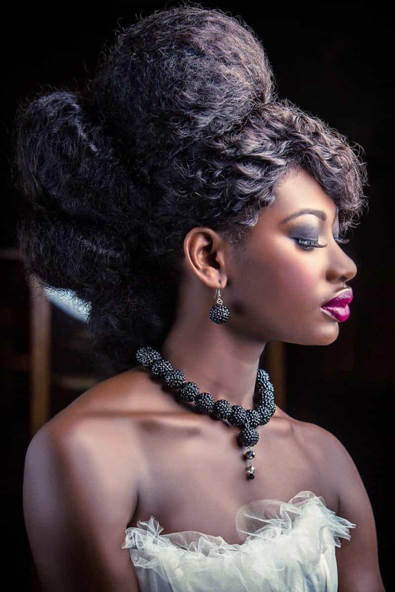 Black and White City Chic