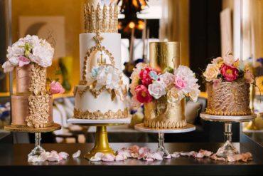 Luxury Wedding Cakes For Micro Weddings