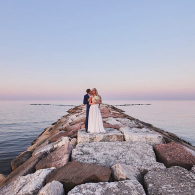 Luxury Micro Wedding In Venice