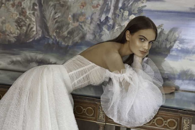 Galia Lahav launches its Couture collection, Dancing Queen for FW 2021