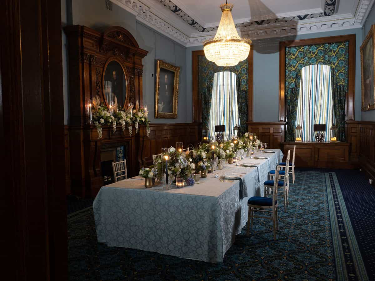 A Magical Aeolian Escape At One Great George Street