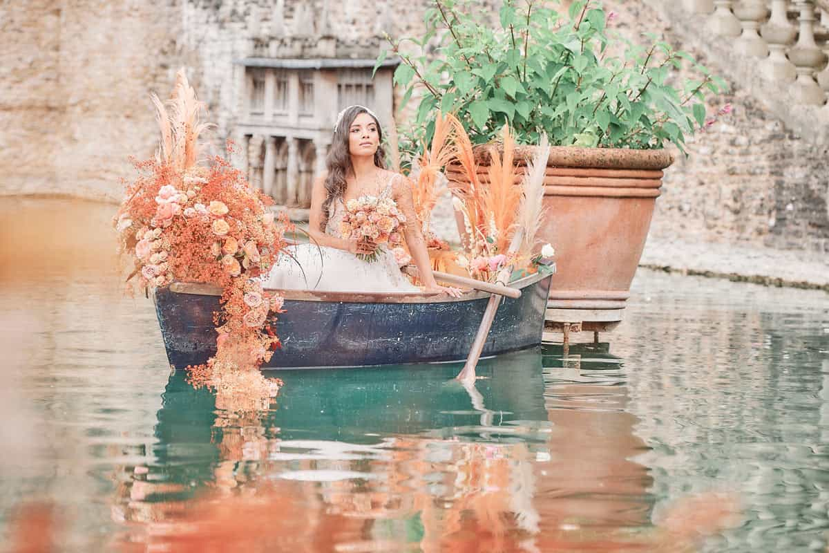 IntimateAutumnal Wedding Inspiration Set In An Orangery
