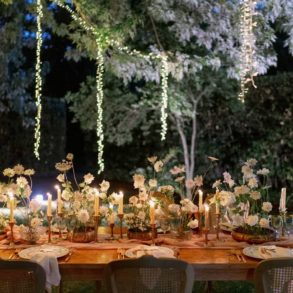 Rustic Chic Italian Wedding