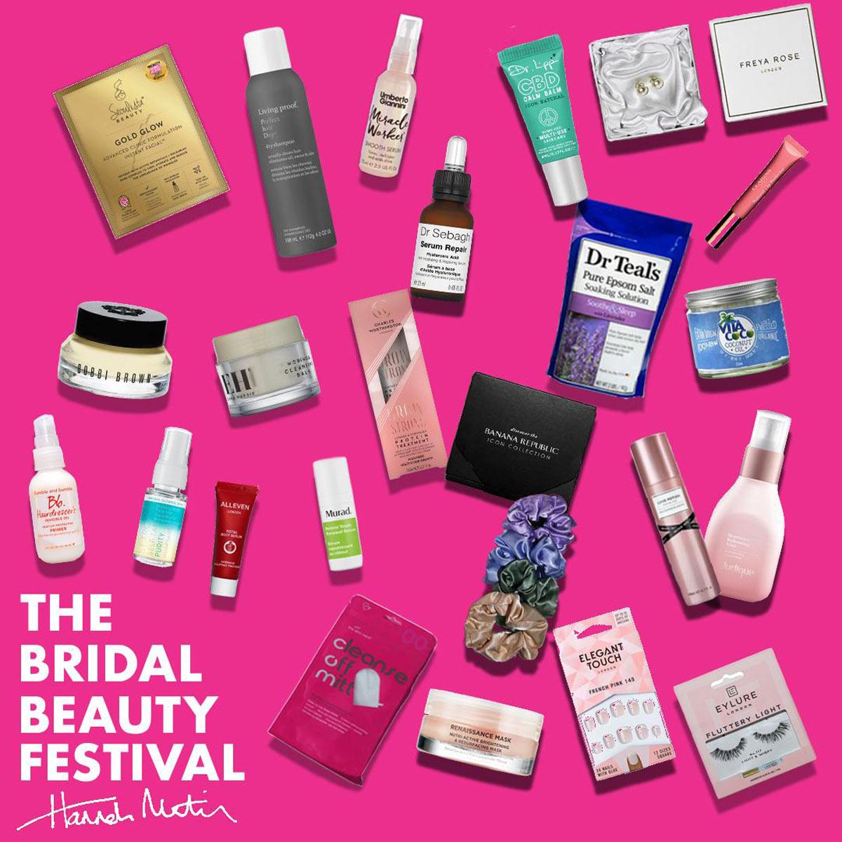 The Ultimate Bridal Beauty Box