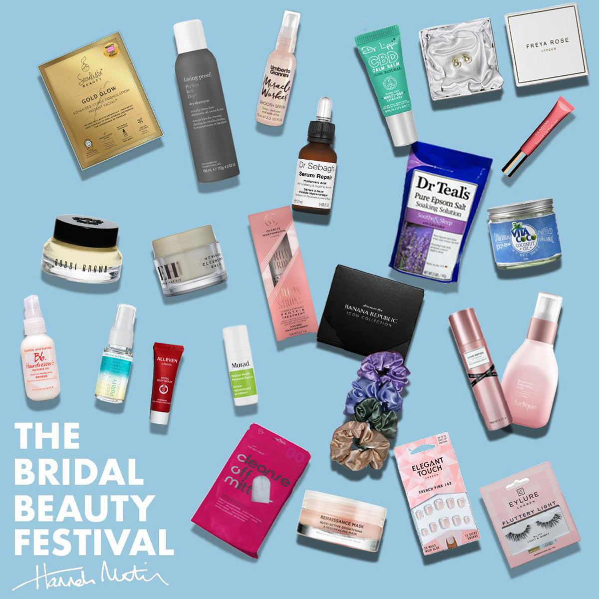 The Ultimate Bridal Beauty Box