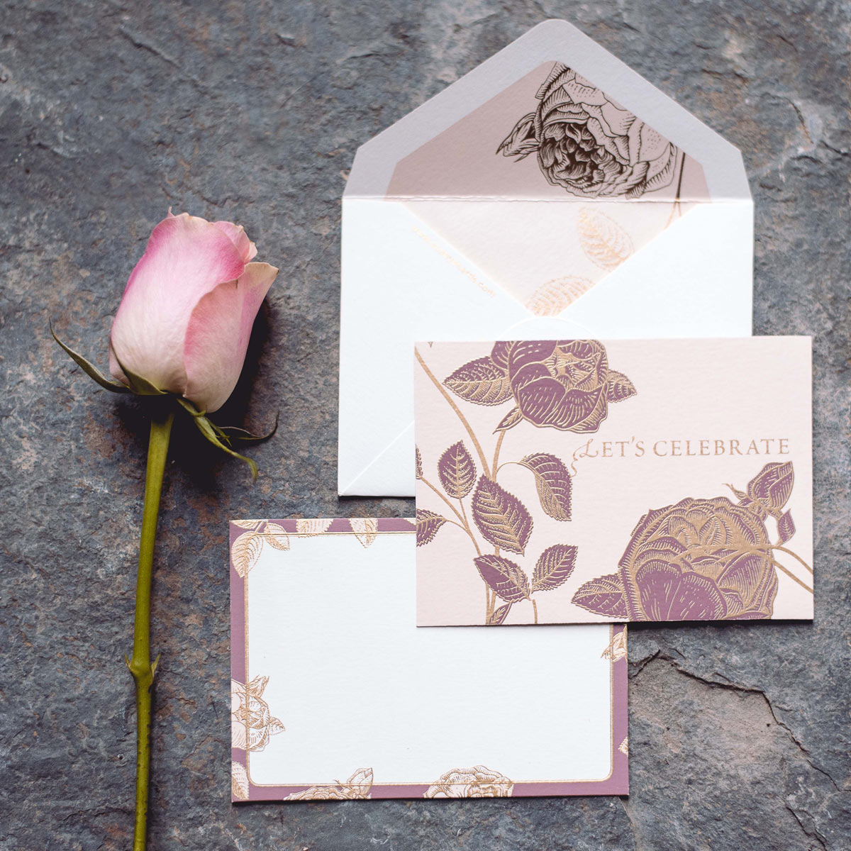 Valentine's Day Stationery Designs