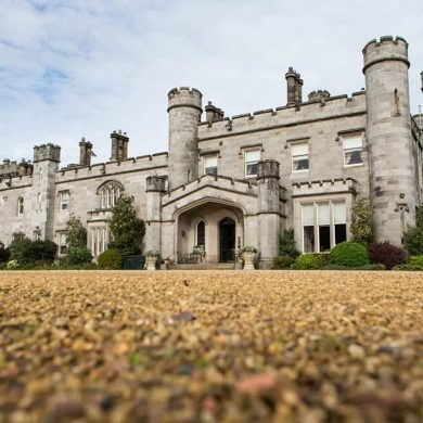 Dundas Castle… Where dreams come true