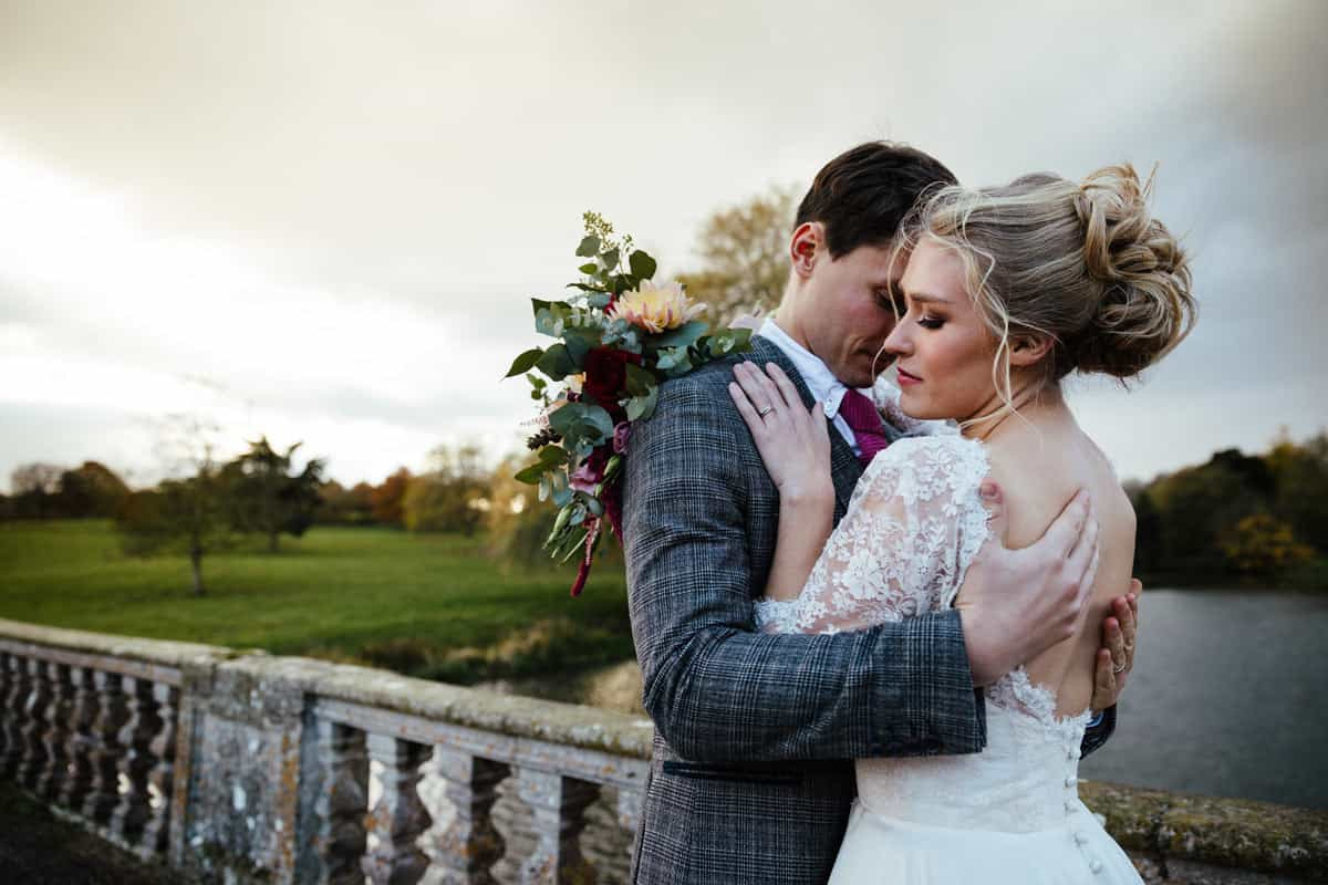 Deene Park Autunmal Styled Shoot