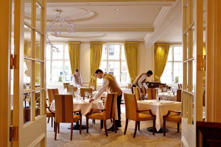 Review: The Goring Hotel