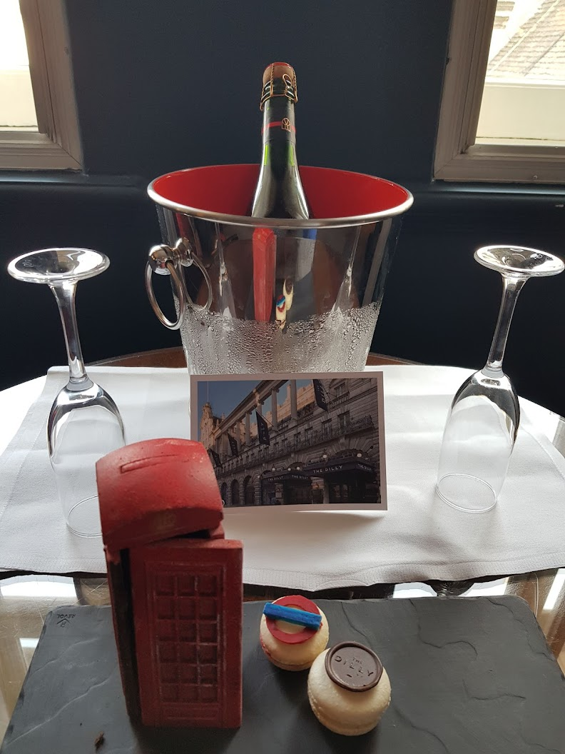 Hotel Review: The Dilly London